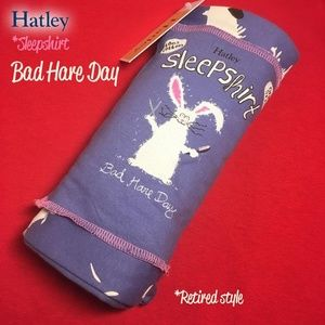 "Sleepshirt ""Bad Hare Day"""